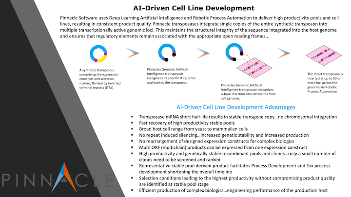 AI-Driven Cell Line Development - Yield, Stability, Speed, Efficiency